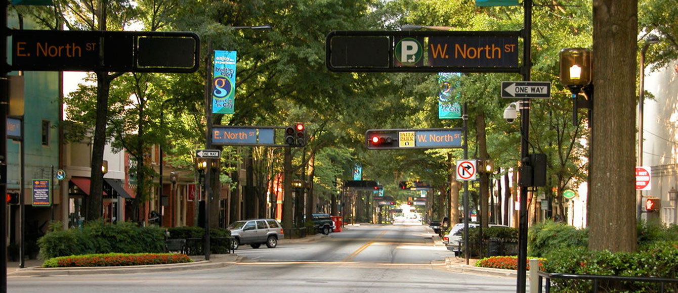 Conde Nast Selects Greenville South Carolina In The Top 5 Places To Retire